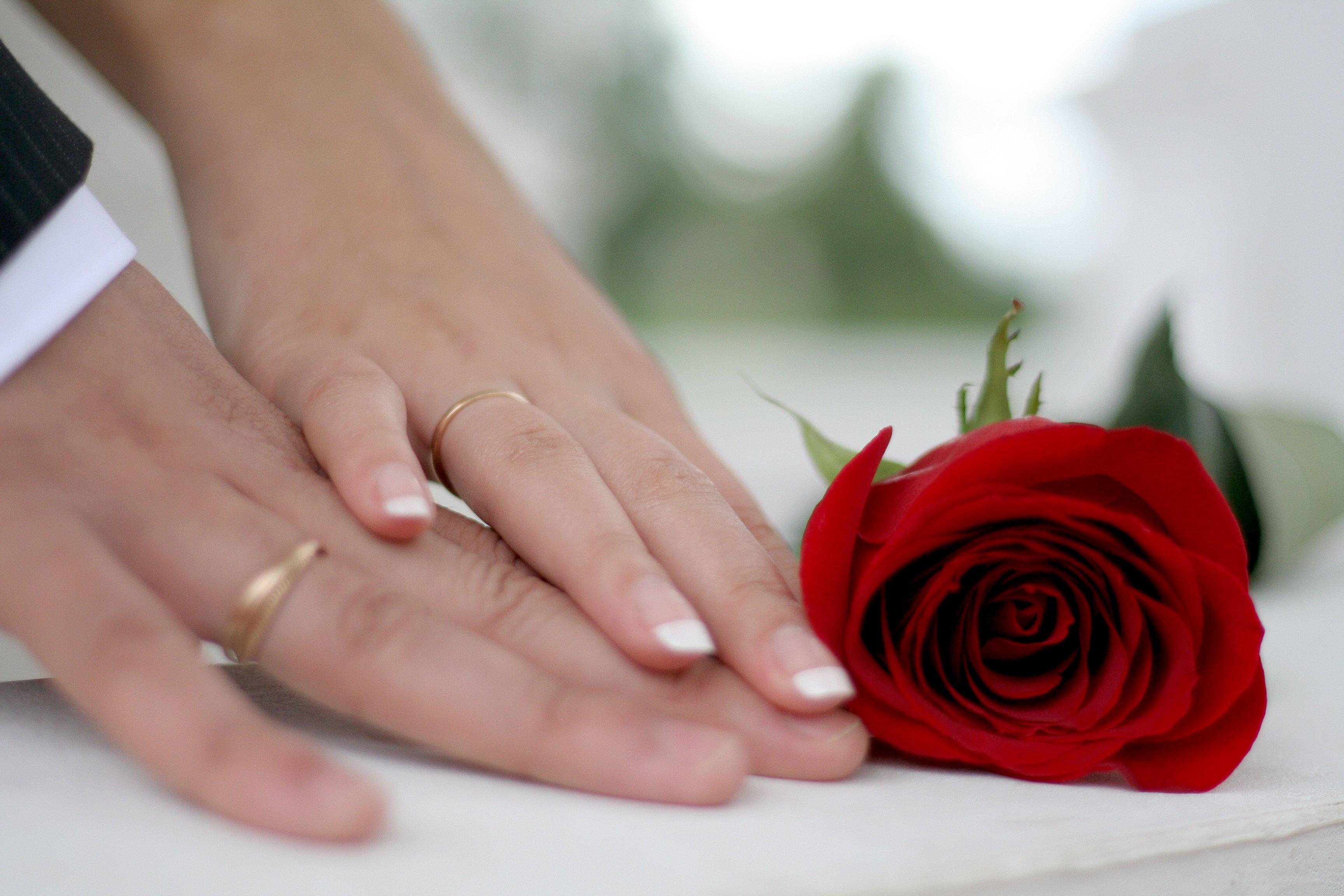 Стеклянная свадьба. 15 лет рука в руке