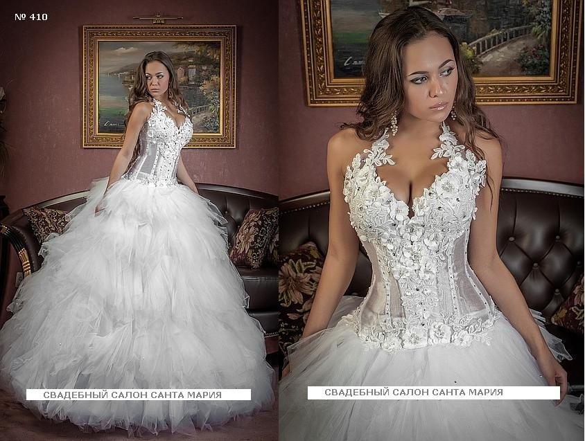 8f950e9d95c ... Свадебные платья с прозрачным корсетом салона Санта Мария. Свадебная  производственная компания Санта ...