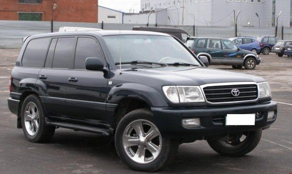toyota land cruiser 100-1час 1000р