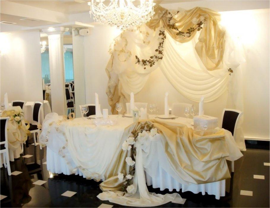 Оформление свадебного зала новосибирск