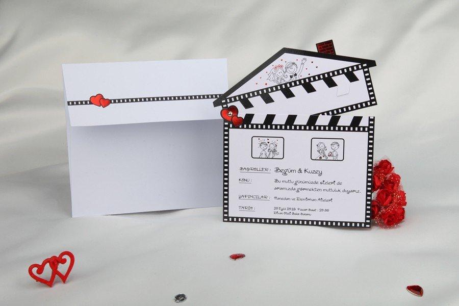 Свадебные открытка фильм
