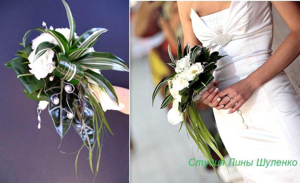 Свадебные букеты симферополь
