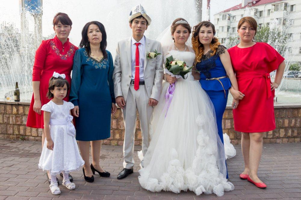 киргизские свадьбы как проходят в москве видео сексуальном