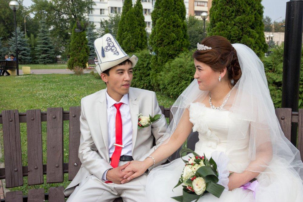 Поздравления с днем свадьбы по киргизски