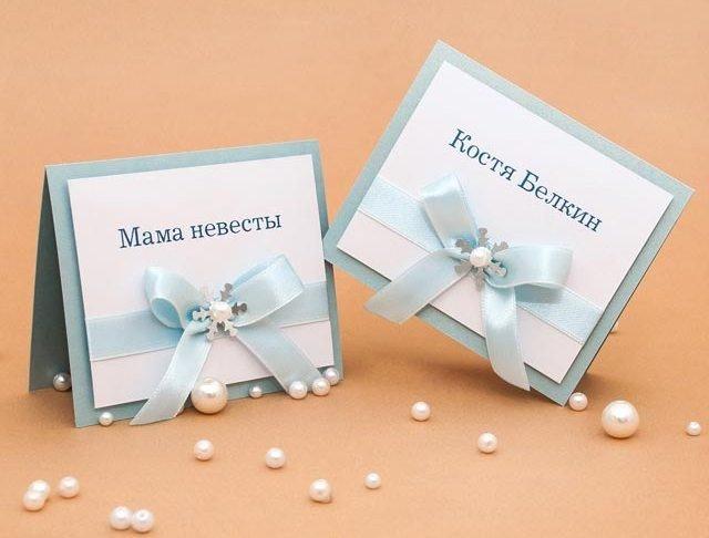 Список покупок для свадьбы